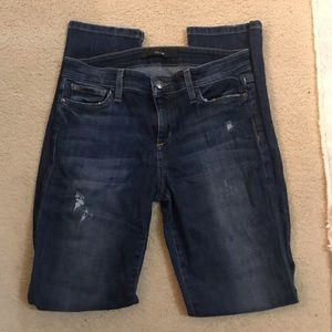 Joe's Jeans - Distressed Straight Leg - Size 28